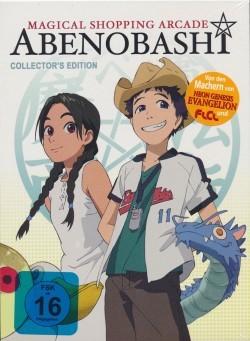 Magical Shopping Arcade Abenobashi - Collector's Edition DVD