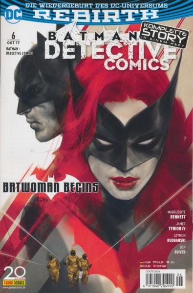 Batman Detective Comics (2017) 06