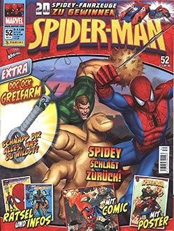 Spider-Man Magazin 52
