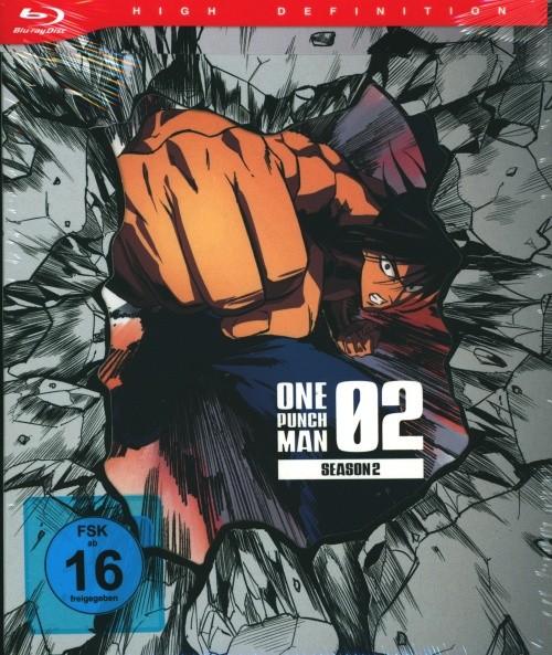 One Punch Man Staffel 2 Vol. 2 Blu-ray