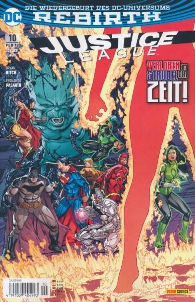 Justice League (2017) 10