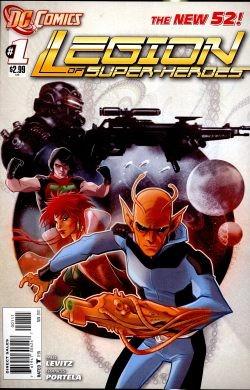Legion of Super-Heroes (2011) 0-22