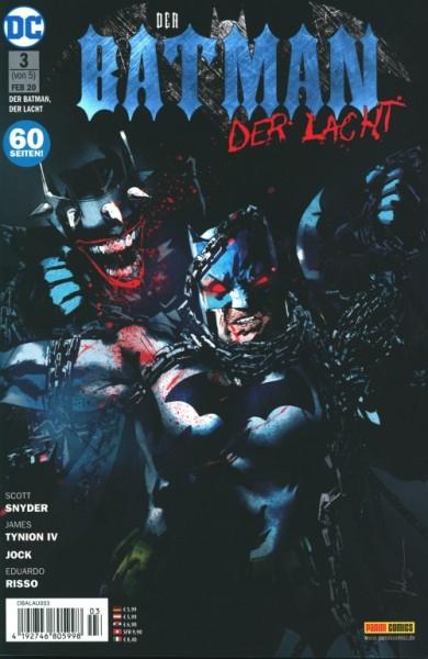 Batman, der lacht (Panini, Gb.) Nr. 3,4