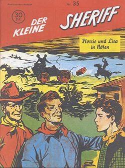 Der kleine Sheriff Großband 35