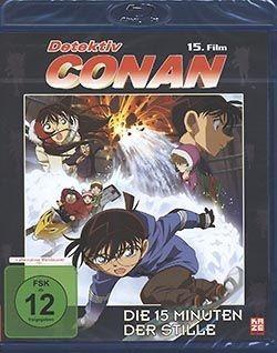 Detektiv Conan - Der 15. Film Blu-ray