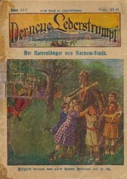 Neue Lederstrumpf (Dresdner Roman, Vorkrieg) Nr. 401-500