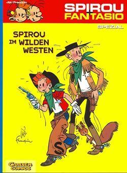 Spirou und Fantasio Spezial 05: Spirou im Wilden Westen