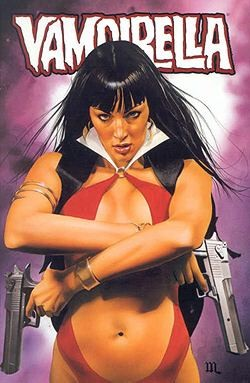 Vampirella 06 (Comic-Cover)