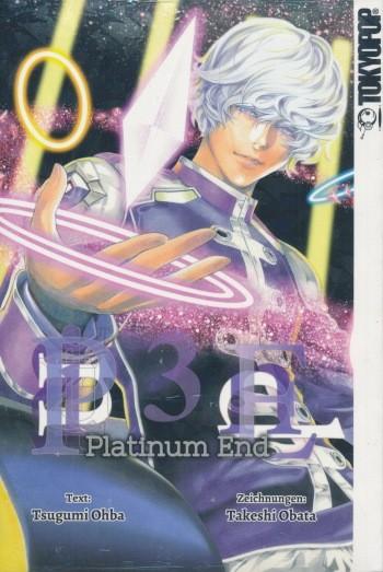 Platinum End 03