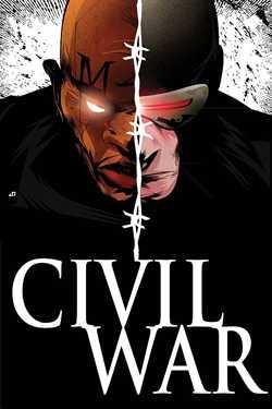 Civil War X-Men 1-4