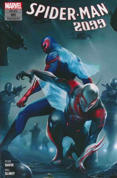 Spider-Man 2099 (2016) 5