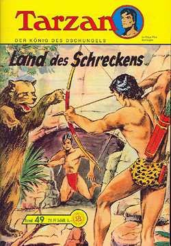 Tarzan Lehning Großband 49