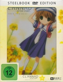 Clannad: After Story Vol.4 DVD