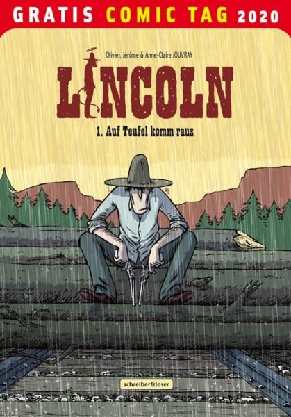 Gratis Comic Tag 2020: Lincoln (05/20)