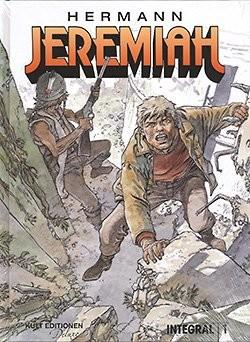 Jeremiah Integral (Kult Editionen, B.) Nr. 1-3 (neu)