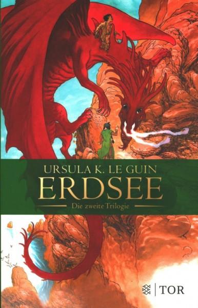 Le Guin, U.: Erdsee - Die zweite Trilogie