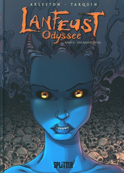 Lanfeust Odyssee 06
