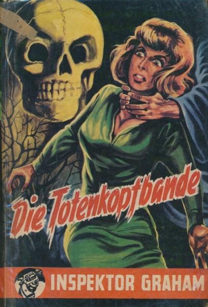 Inspektor Graham Leihbuch Totenkopfbande (Bewin)