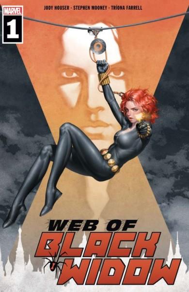 Im Netz von Black Widow (04/20)