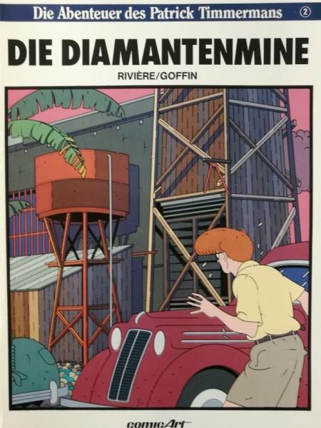 Abenteuer des Patrick Timmermans (Carlsen, Br.) Nr. 1-2