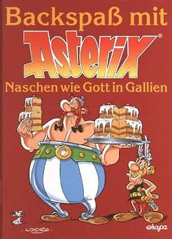 Kochspass mit Asterix (Ehapa, B.) Nr. 1-4 kpl. (Z1)