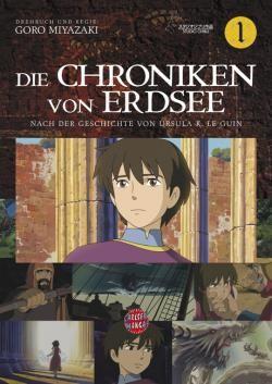 Chroniken von Erdsee (Carlsen, Tb.) Nr. 1-4 (neu)