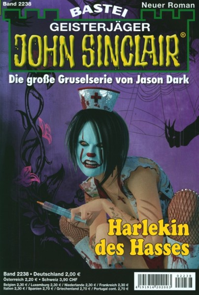 John Sinclair 2238