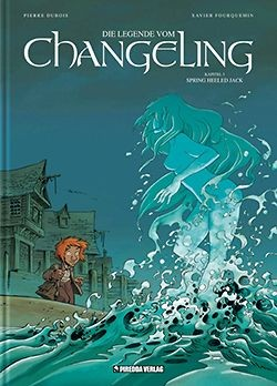 Die Legende vom Changeling 3