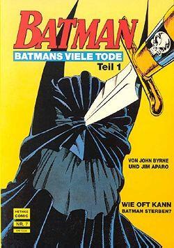 Batman Album 07