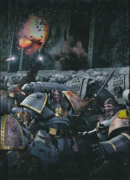Warhammer 40.000 - Horus Heresy: Sammelband 01 HC