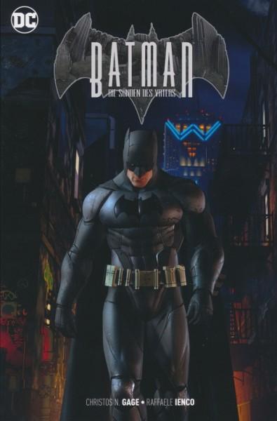 Batman: Die Sünden des Vaters SC