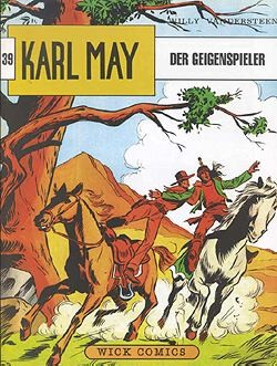 Willy Vandersteens Karl May 39
