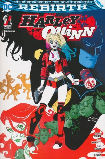 Harley Quinn (Panini, Br., 2017) Nr. 1
