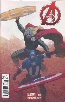 US: Avengers (2013) 01 1:50 Variant