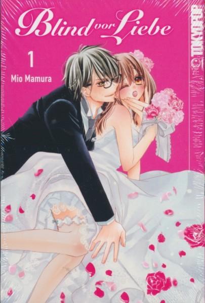 Blind vor Liebe (Tokyopop, Tb.) Nr. 1-3 kpl. (Z1)