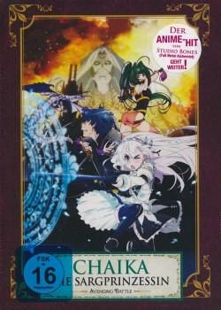 Chaika - Die Sargprinzessin - Staffel 2 Vol. 1 DVD mit Sammelschuber