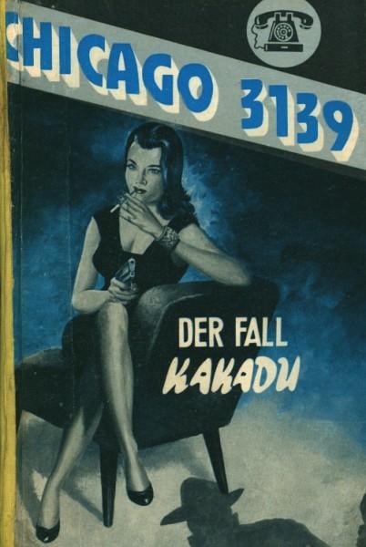 Chicago 3139 Leihbuch Fall Kakadu (Bethke)