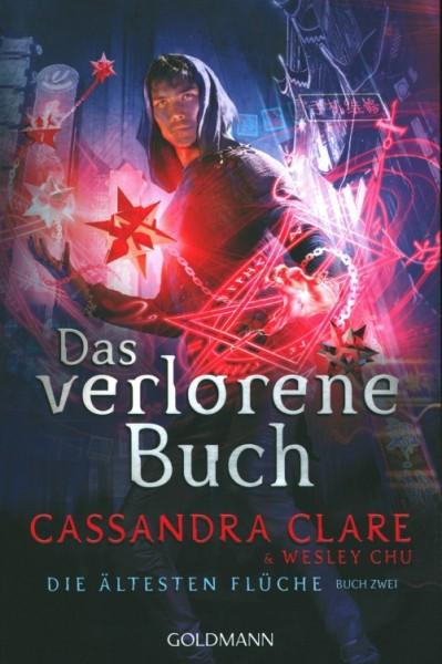 Clare/Chu: Die Ältesten Flüche 2 - Das verlorene Buch