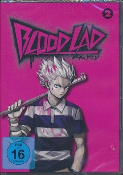 Blood Lad Vol.2 DVD