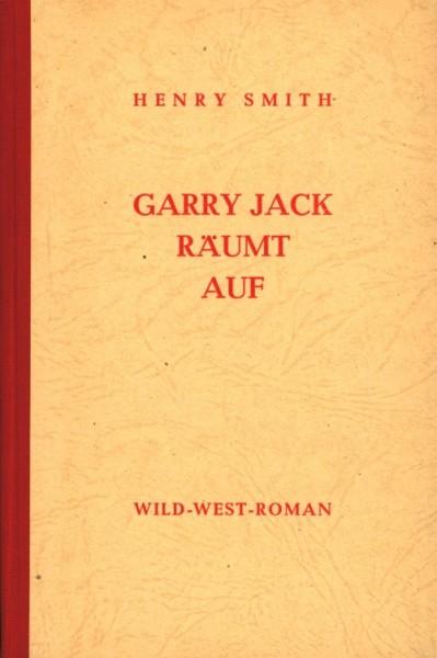 Garry Jack Leihbuch Garry Jack räumt auf (Bach)