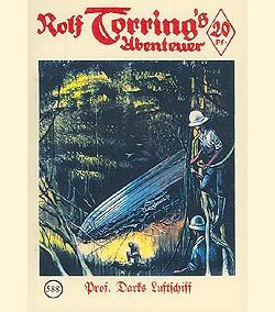 Rolf Torring - Neue Abenteuer 4-Farbcover Romanheftreprints ab Nr. 551