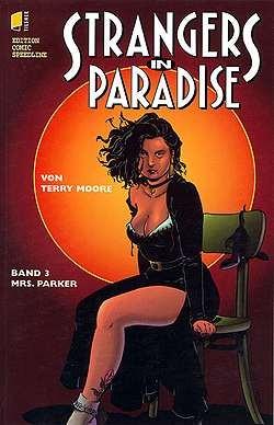 Strangers in Paradise 03