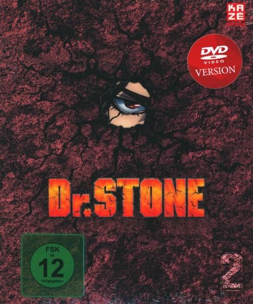 Dr. Stone Vol. 2 DVD
