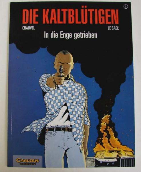 Kaltblütigen (Carlsen, Br.) Nr. 1-5 kpl. (Z1-2)