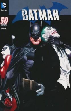 Batman (2012) 50 Variant Stuttgart Con