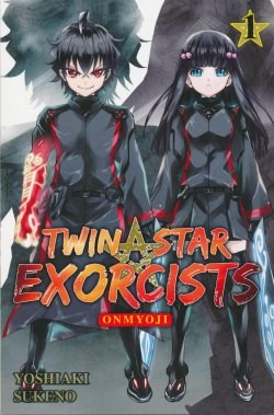 Twin Star Exorcists - Onmyoji 01
