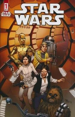 Star Wars Heft (2015) 01 Variant F