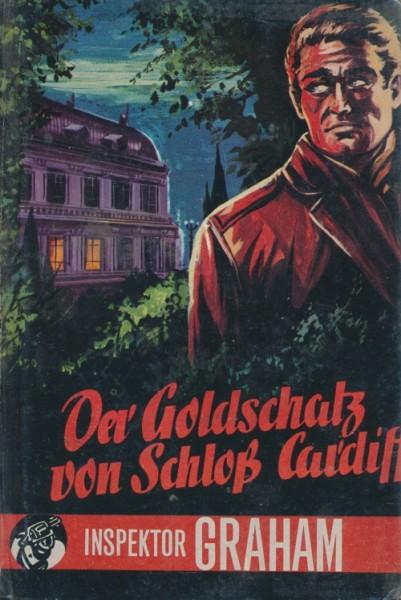 Inspektor Graham Leihbuch Goldschatz von Schloss Cardiff (Bewin)