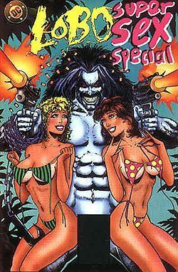 Lobo Special (Dino, Gb.) Nr. 1-5 kpl. (Z1-2)