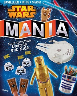 Star Wars: Mania - Basteln mit Kids
